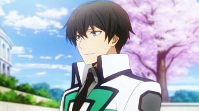 10. Shiba Tatsuya (The Irregular at Magic High School)