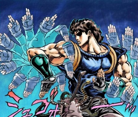 13. Hirohiko Araki – JoJo's Bizarre Adventure (228)