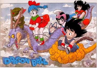 16. Akira Toriyama – Dragon Ball (187)
