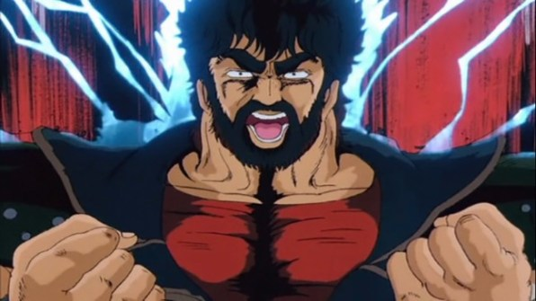 7. Fist of the North Star – 136