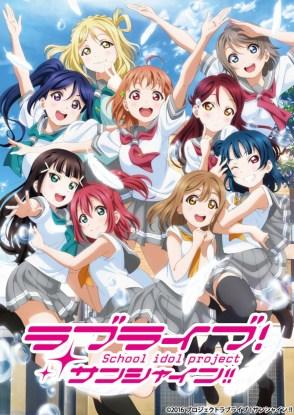 6. Love Live Sunshine!! 2nd Season