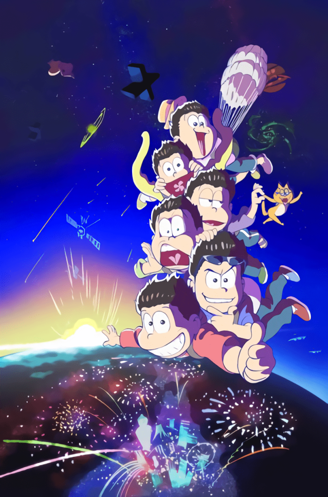 2. Osomatsu-san Second Season