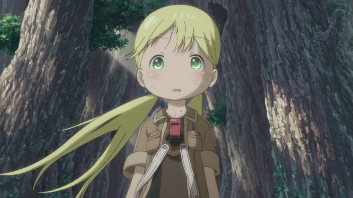 3. Made in Abyss