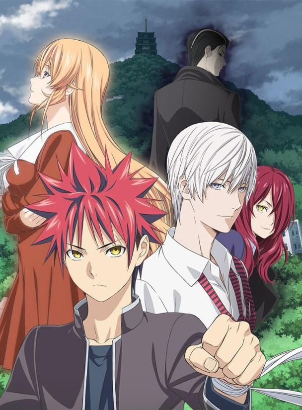 5. Shokugeki no Souma 3rd Season