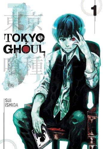 1. Tokyo Ghoul