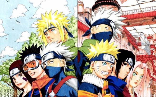 7. Masashi Kishimoto – Naruto (373)