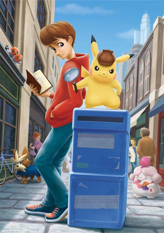 Live-action Pokémon film har Deadpools Ryan Reynolds som 'Detective Pikachu'