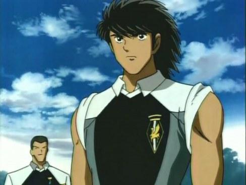 10. Kojirō Hyūga (Captain Tsubasa)