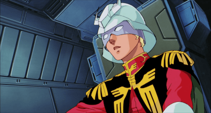 5. Char Aznable (Mobile Suit Gundam)