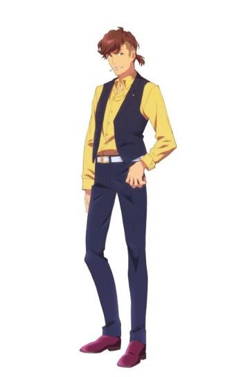 Trainer - Kōji Okino
