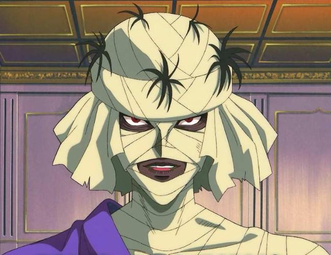 8. Makoto Shishio – Rurouni Kenshin – 141