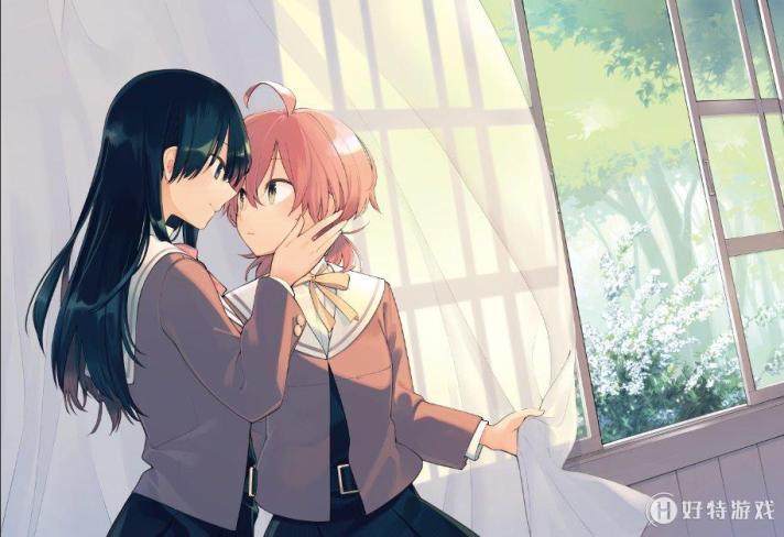 Bloom Into You yuri manga kommer som anime til efteråret