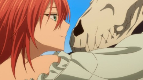 17. Chise Hatori x Elias Ainsworth – The Ancient Magus' Bride