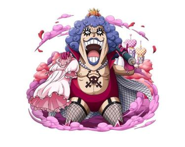 5. Emporio Ivankov (One Piece)