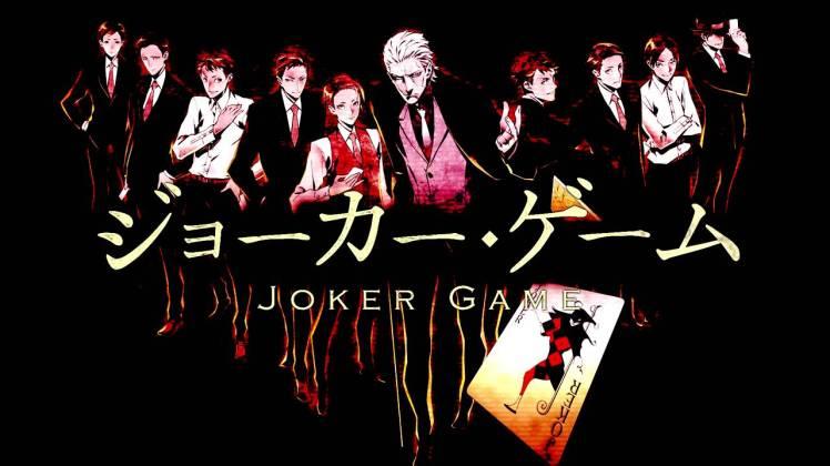 7. Joker Game