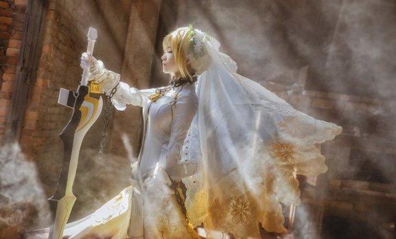 Nero Claudius bride (Fate/)