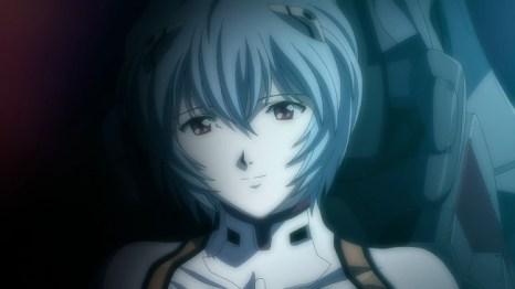 30. Rei Ayanami (Rebuild of Evangelion)