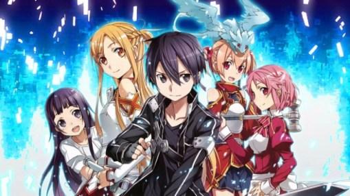 9. (1) Sword Art Online (Reki Kawahara) – 212.594
