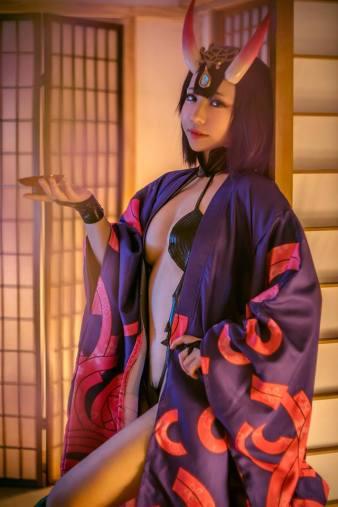 Fate/Grand Order Shuten Doji cosplayed af Chihiro