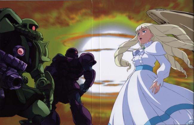 8. Kihel Heim (Turn A Gundam) – 92