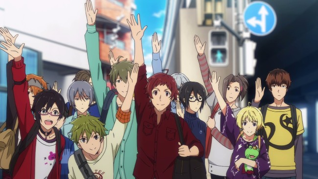 3. The iDOLM@STER SideM – 96512