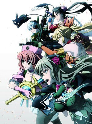 Magical Girl Special Ops Asuka Anime Trailer 2