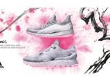 Sakura special edition sneakers i Japan til sakura fans