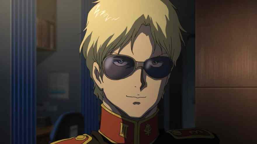 6: Char Aznable (Gundam the Origin)