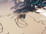 AI tegner som Osamu Tezuka