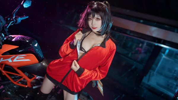 Azur Lane Race Queen Taihou cosplay af Aqua