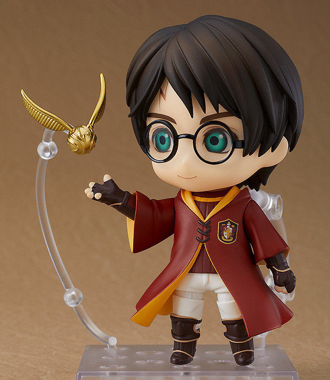 Nendoroid Harry Potter: Quidditch Ver.