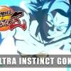 Dragon Ball FighterZ - Ultra Instinct Goku trailer