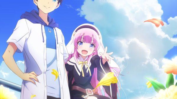 The Day I Became a God TV anime trailer og info