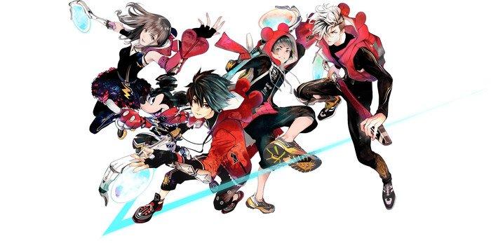 Disneys Star Smash spil, designet af Tenjo Tenge/Bakemonogatari manga kunstneren fremvises i Tatsunokos anime-video