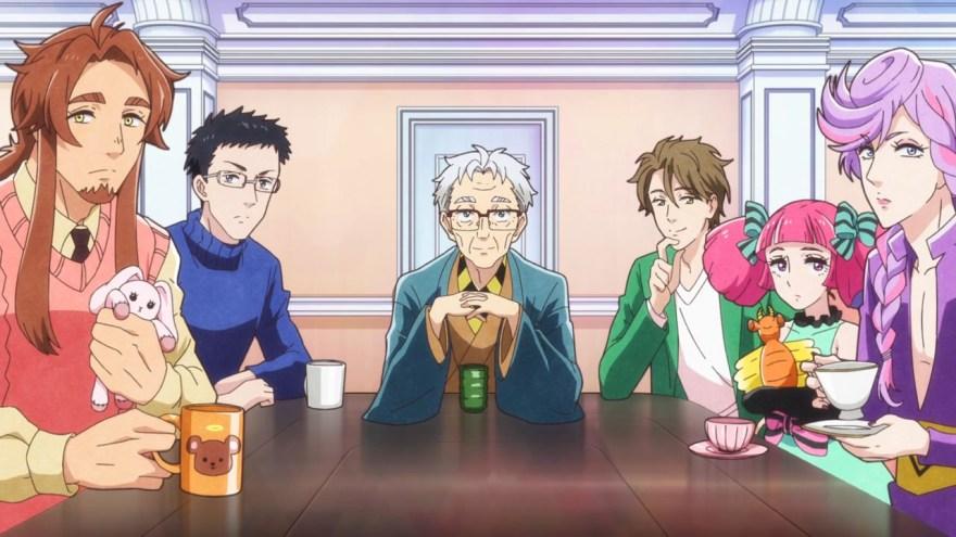 Heaven's Design Team anime