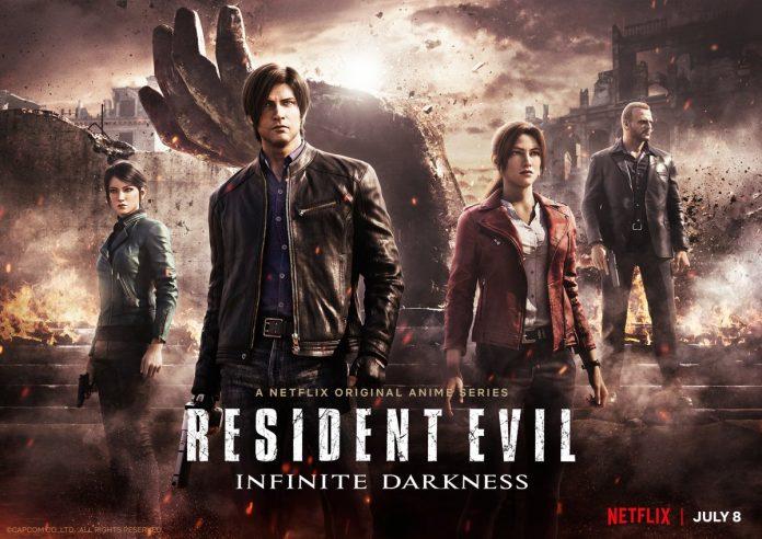 Resident Evil: Infinite Darkness info og trailer