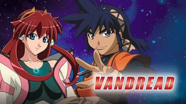 Vandread anime