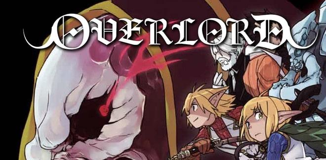 Dagens manga: Overlord 1