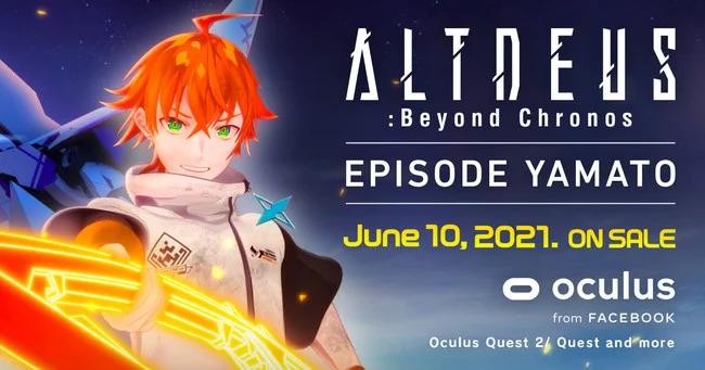 ALTDEUS: Beyond Chronos VR spil udgiver Episode Yamato DLC den 10 juni