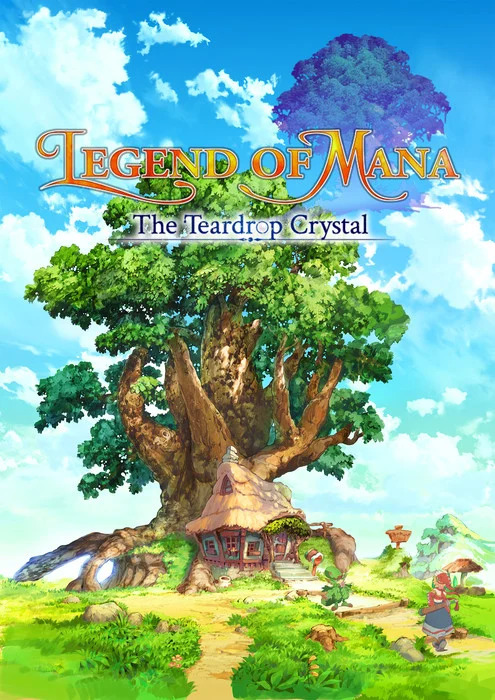 Square Enix' Legend of Mana RPG laves til anime