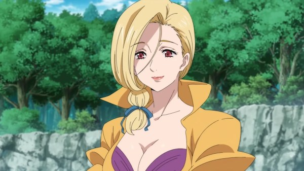 The Seven Deadly Sins: Cursed By Light anime film teaser