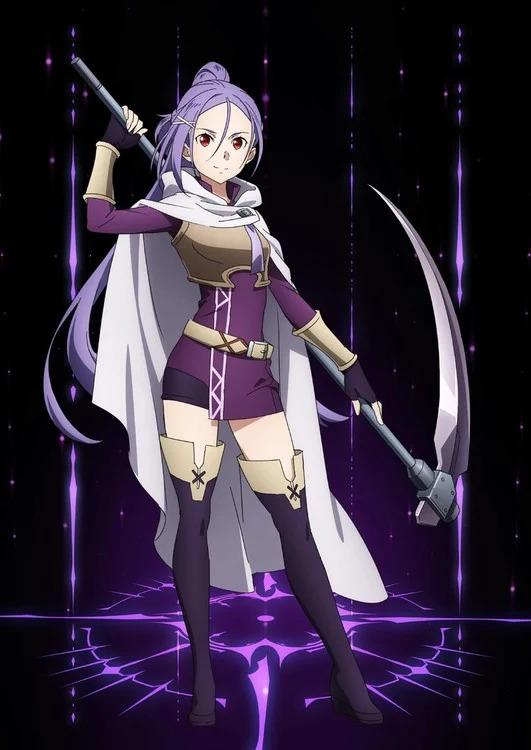 Sword Art Online the Movie -Progressive- Aria of a Starless Night - Mito