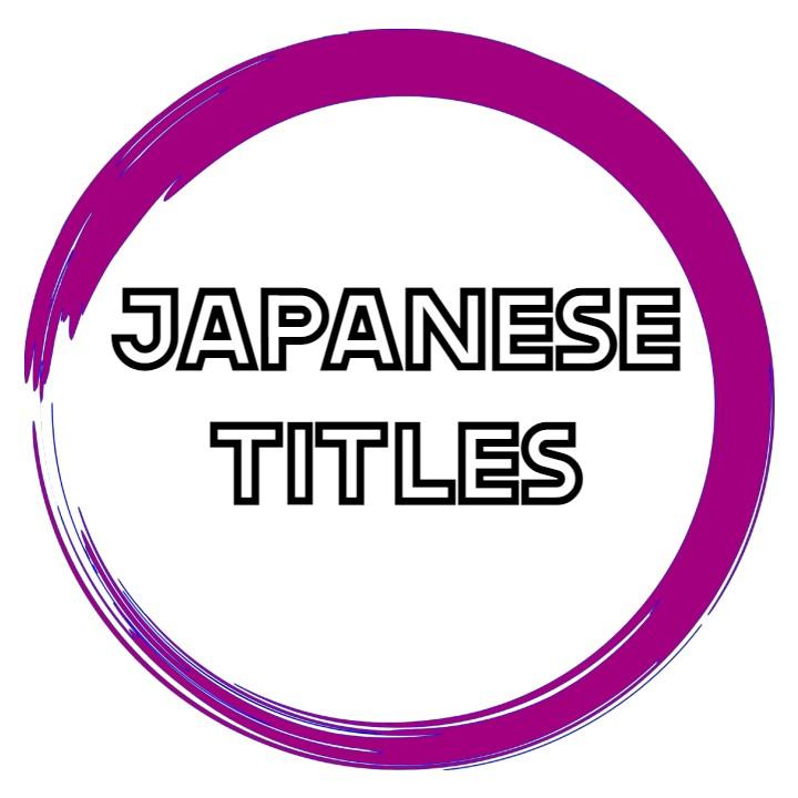 Reviews - Japanese Titles