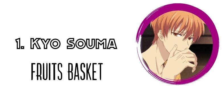 Fruits Basket - Kyo
