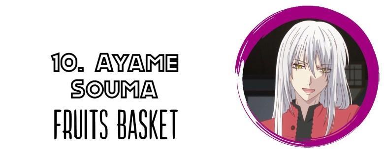 Fruits Basket - Ayame
