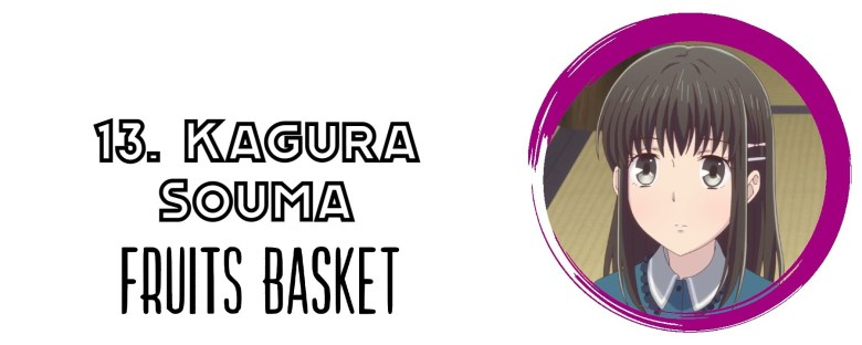 Fruits Basket - Kagura