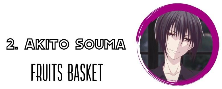Fruits Basket - Akito
