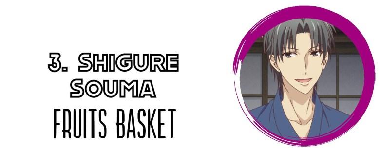 Fruits Baskets - Shigure