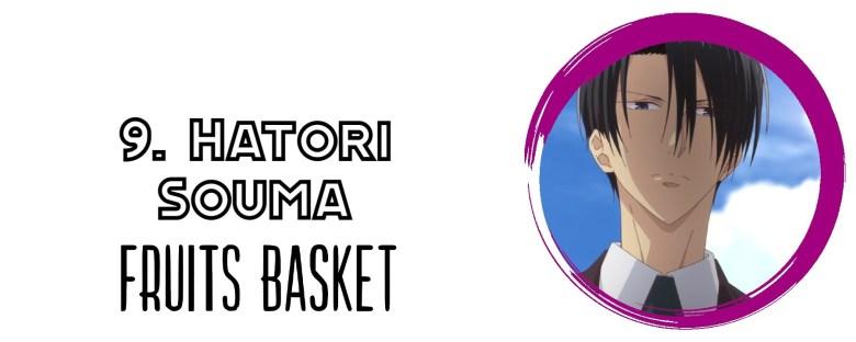 Fruits Basket - Hatori