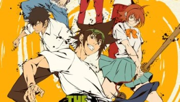 The God of High School Anime Reveals Trailer, Cast, Staff